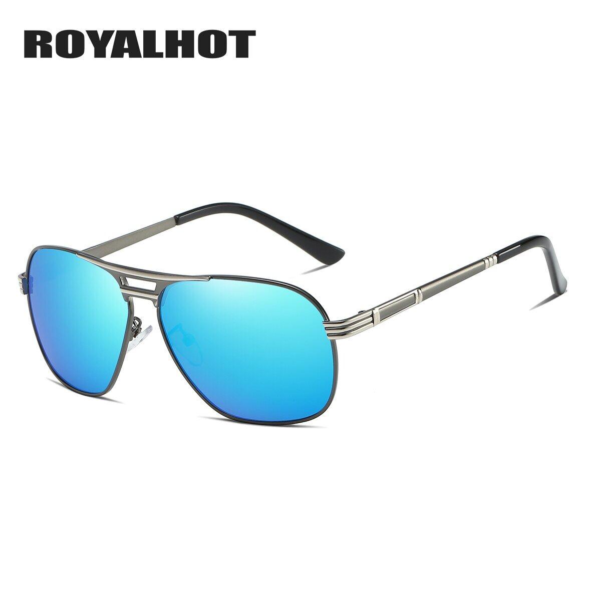 Men Women Polarized Sunglasses Oval Aloy Frame Sun Glasses Driving Glasses Shades Oculos Masculino Male 90092