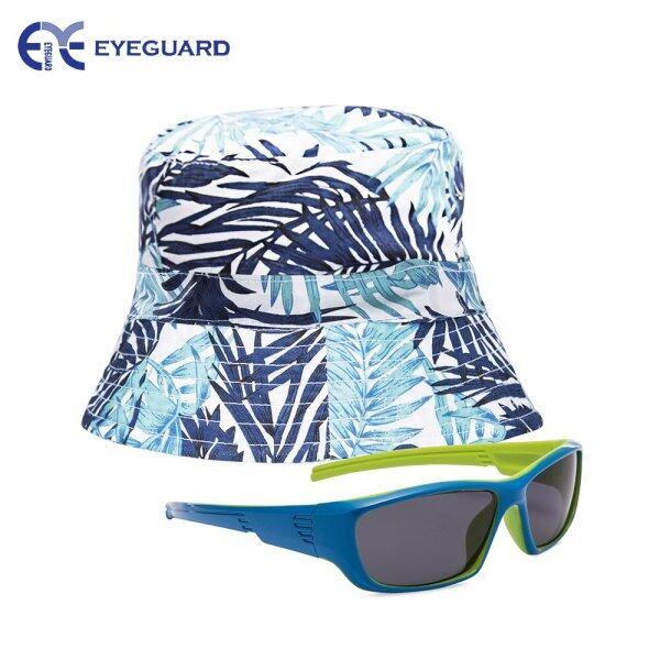 Mua Combo Mũ Chống Nắng Và Kính Râm Cho Bé Trai UV400 Trẻ Em Bãi Biển Cap