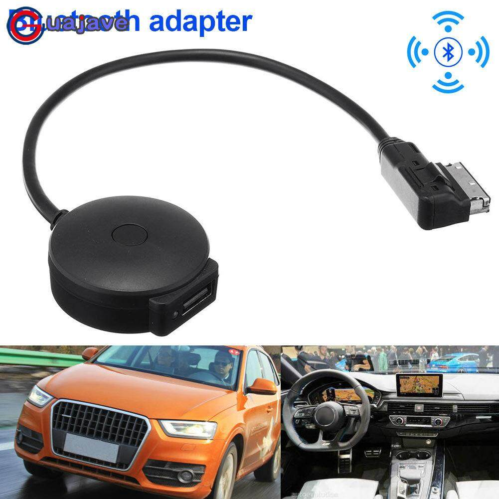 Guajave AMI MMI MDI Car Wireless Bluetooth Music Interface Adapter USB Cable For Audi