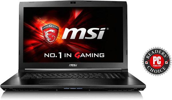 MSI GS72 Stealth-042 17.3 SLIM GAMING LAPTOP NOTEBOOK Geforce GTX 965M i7-6700HQ 16GB 128GB SSD + 1TB WIN 10 Malaysia