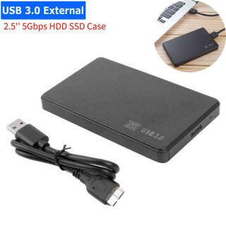 Lizilin Vỏ Ổ Đĩa Cứng 2.5 Inch SATA USB 3.0 5GBPS Vỏ Ổ Cứng SSD HDD Máy Tính Xách Tay Gắn Ngoài Cho Win 10 ED SSD thumbnail