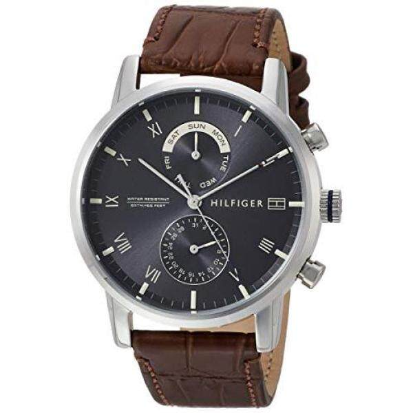 Tommy Hilfiger] Watch 1710398 Mens Brown Malaysia