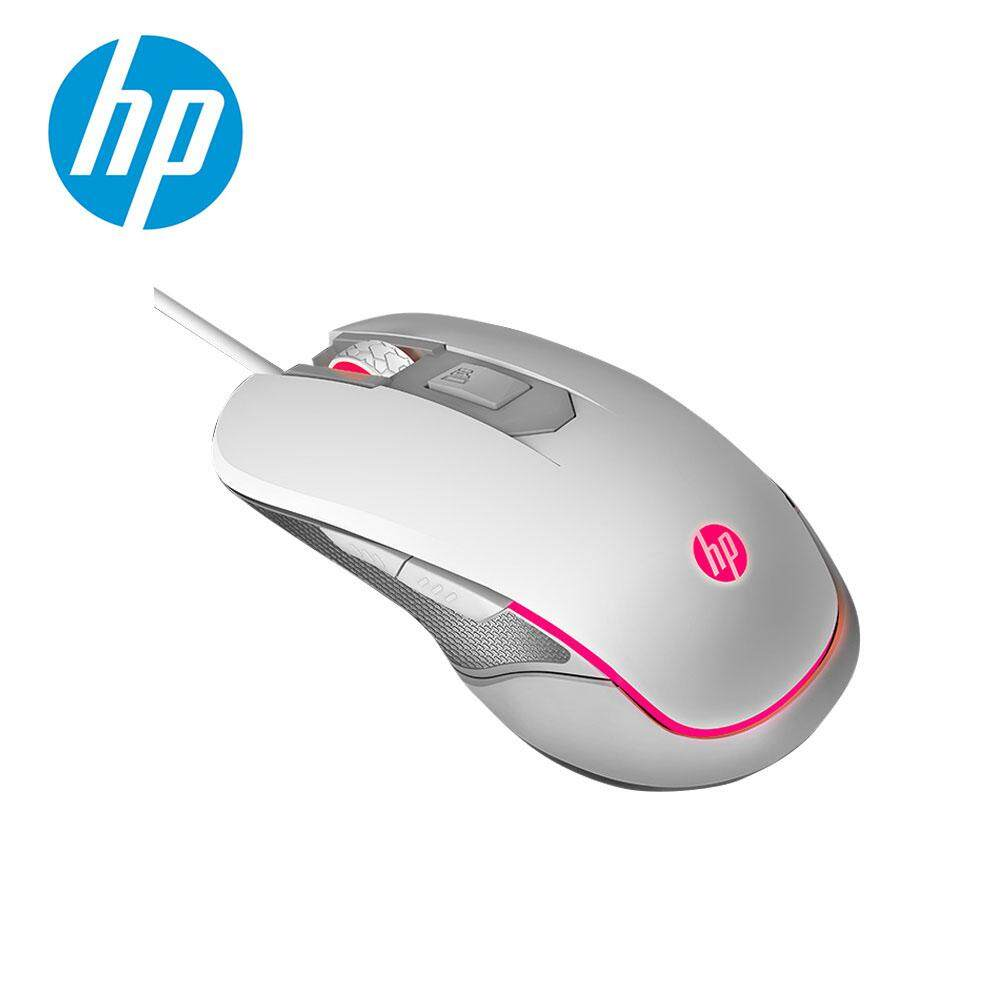 HP M200 Wired Gaming Mouse for Office Game Computer Notebook Laptop White 4  Colors