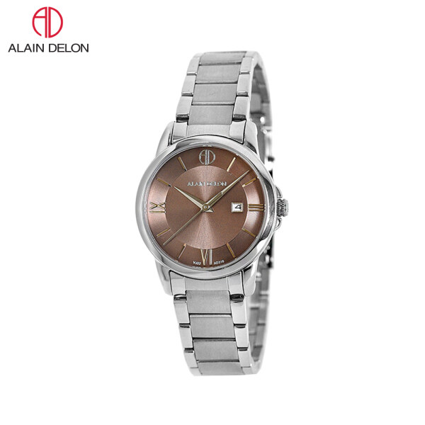 Alain Delon Classic Stainless Steel Women Watch AD318-2343 Malaysia