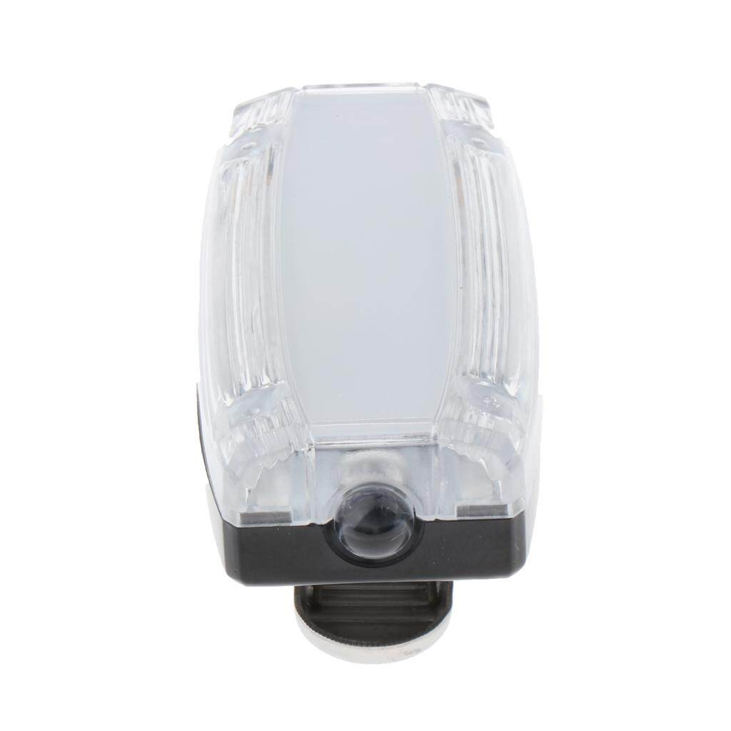 BolehDeals Shoulder Clip Warning Light Waterproof Clear Flashing Safety Strobe Lamp