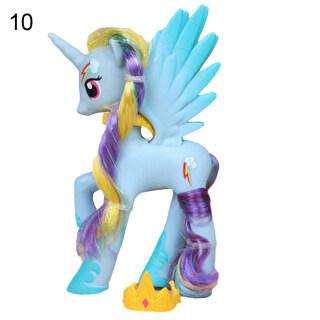 1 Nhân Vật Hành Động My Little Pony Moon Princess 14Cm, PVC Búp Bê Trẻ Em Đồ Chơi Bộ Sưu Tập thumbnail