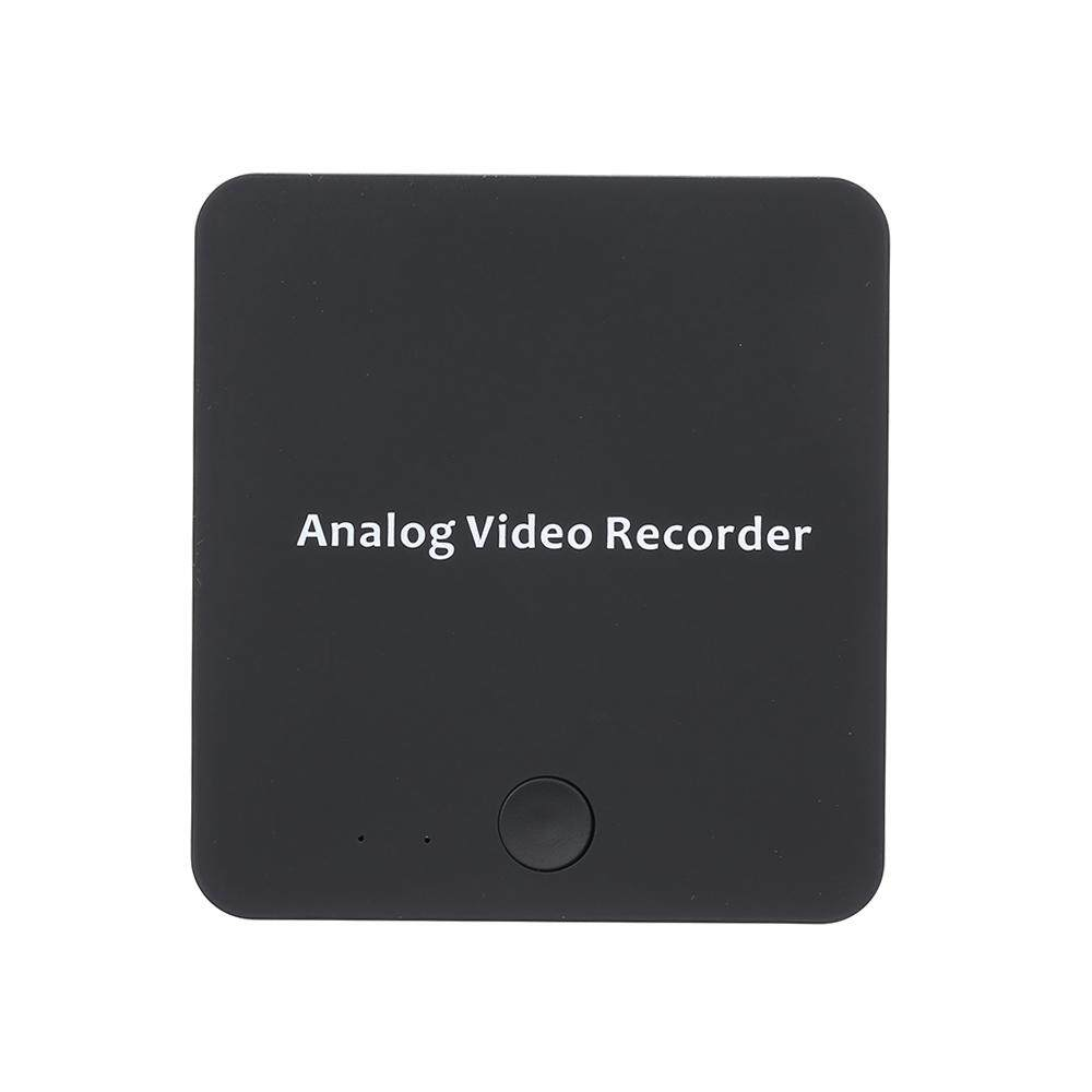 AV Capture Analog to Digital Video Recorder Audio Video Input AV HD Output to Micro SD TF Card ezcap272 Analog Video Recorder