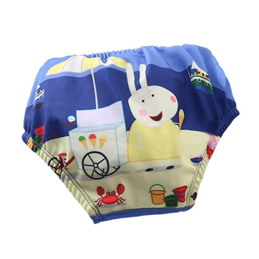 Magideal Infant Baby Triangle Breathable Swimming Trunks Diapers For 8-12kg By Magideal.
