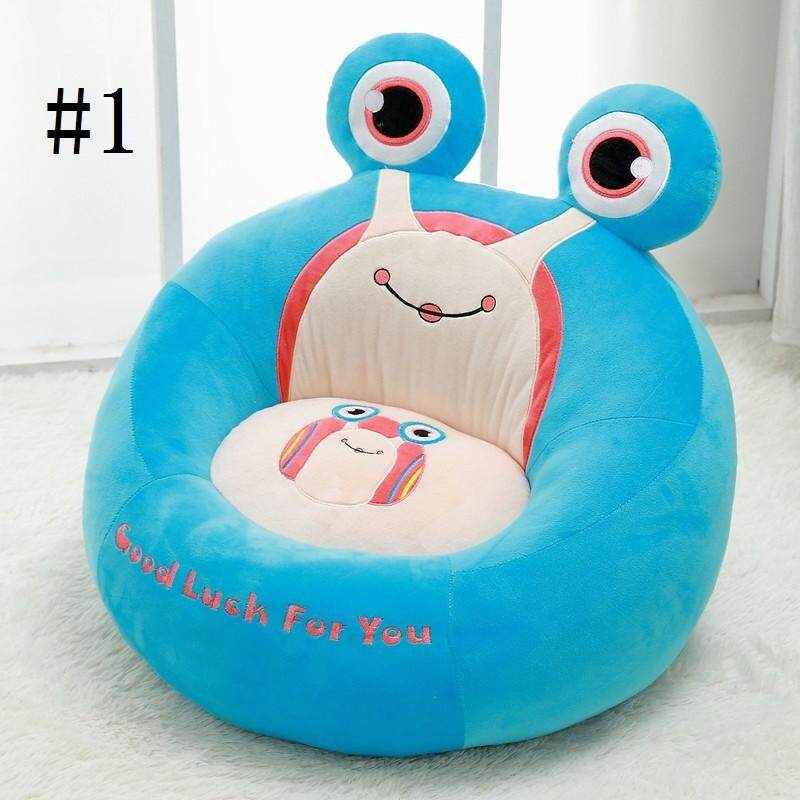 WT Children Sofa Cute Cartoon Tatami Removable And Washable Lazy Seat