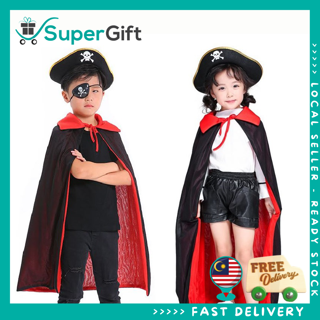 Kids Pirate Costume Halloween Costume