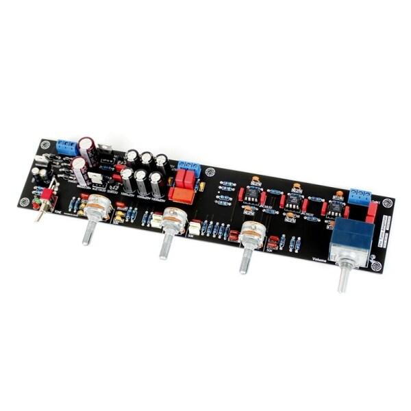 A8 Luxury Tone Board JRC5532+ALPS27 Type Potentiometer Preamplifier