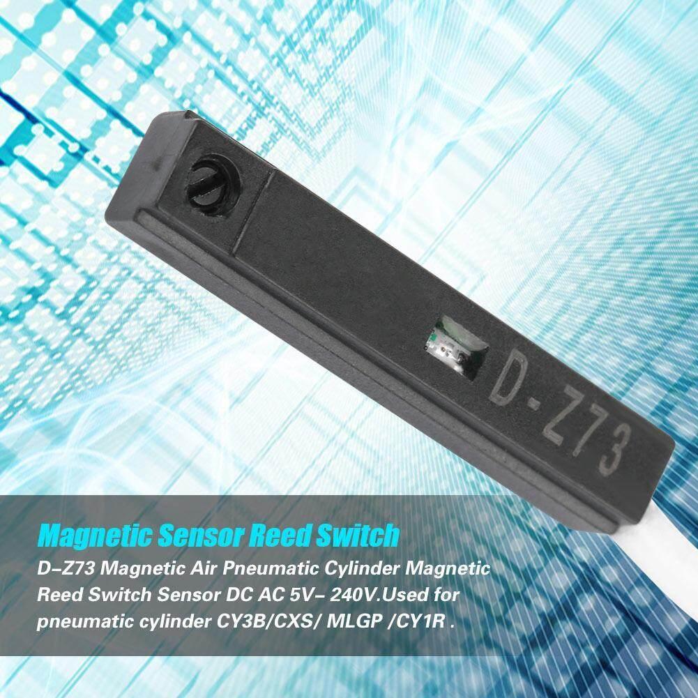 [[Bảo Đảm Chất Lượng] D-Z73 Từ Không Khí Xi Lanh Khí Nén Từ Reed Switch Cảm Biến DC AC 5 V-240 V giá rẻ