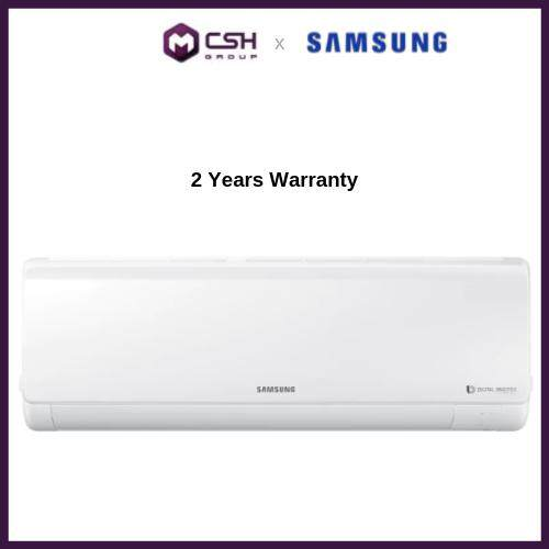 Samsung R32 S-Inverter Wall- Mount Air Conditioner with 8-Pole Inverter , 2.5HP AR24RYFHAWKNME