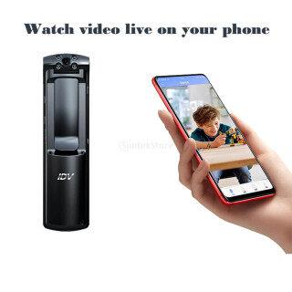 BolehDeals Camera Thân Máy Mini 1080P Camera Ẩn Không Dây Bỏ Túi Cá Nhân Ghi Hình Vòng Lặp thumbnail