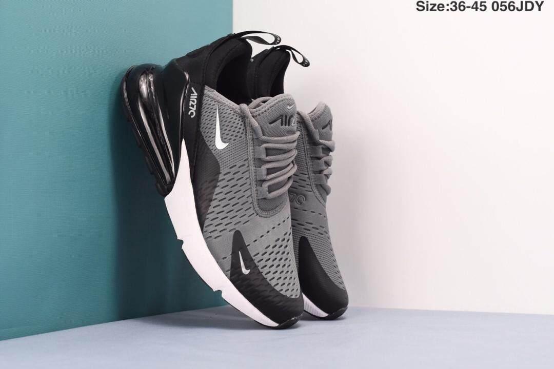 NIKE Air Max 270 series high elastic leisure running shoes Casual sports  shoes d5b6b72d3