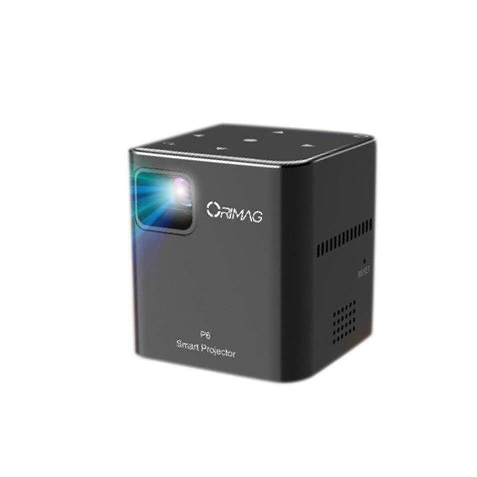 Hot Bán Hàng ORM-P6 Video Thông Minh LED Proyector Cho Rạp hát tại gia Full HD 1080 P