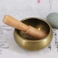 WangWang Tây Tạng Hát Bát Tường Món Ăn Tây Tạng Tập Yoga Hát Thiền Bát với Vồ Trang Trí Nhà