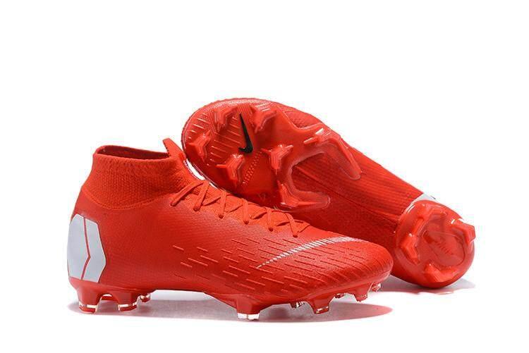 Nike Sepak Bola Resmi MERCURIAL Superfly VI 360 Elite FG FLYKNIT (EU  40- 732a4f93d7