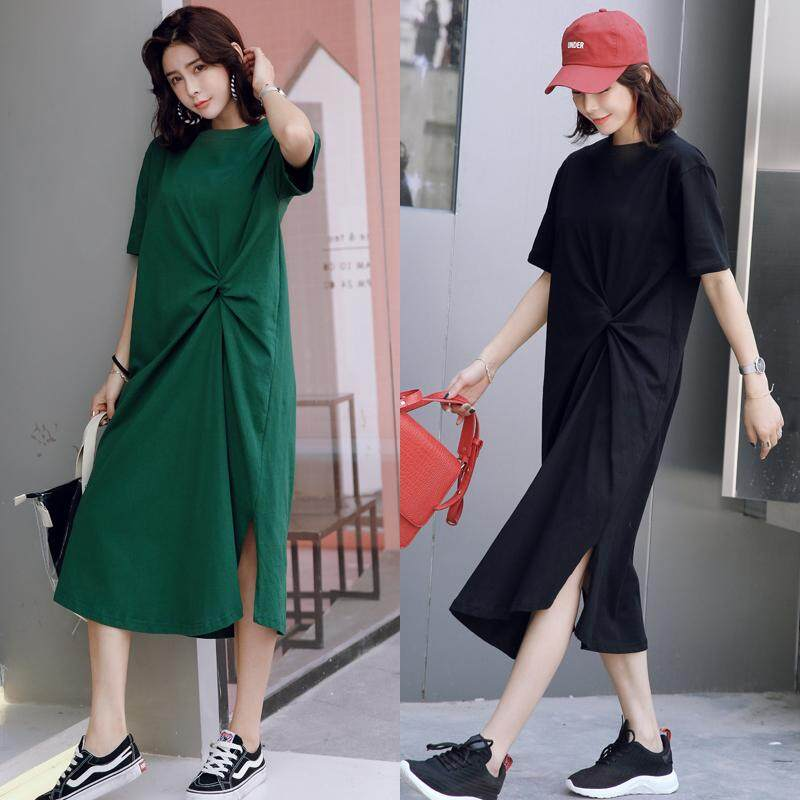 0f6d7dc448c Maternity Clothes New Style South Korea Loose And Plus-sized Short Sleeve T- shirt