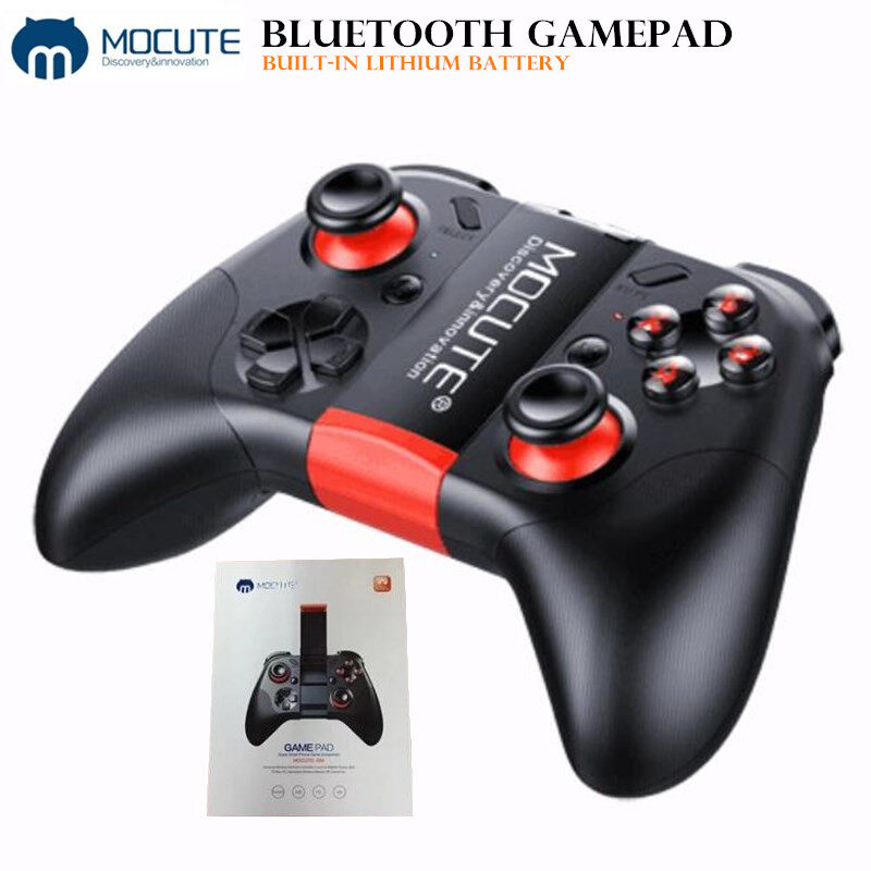 054 Bluetooth Gamepad Mobile Joypad Android Joystick Wireless Vr Controller Smartphone Tablet Pc Phone Smart Tv Game Pad.