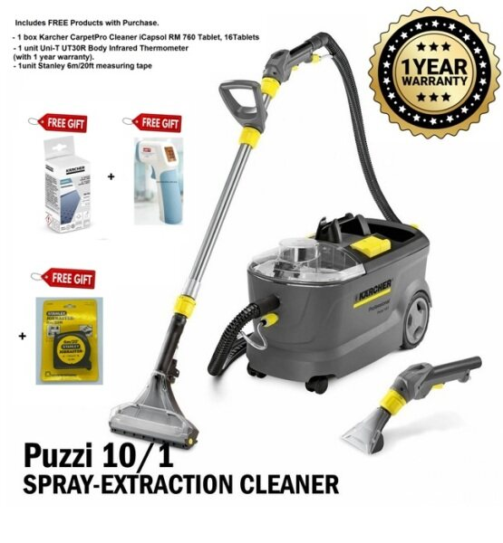 Karcher Puzzi 10/1 Spray-extraction Cleaner