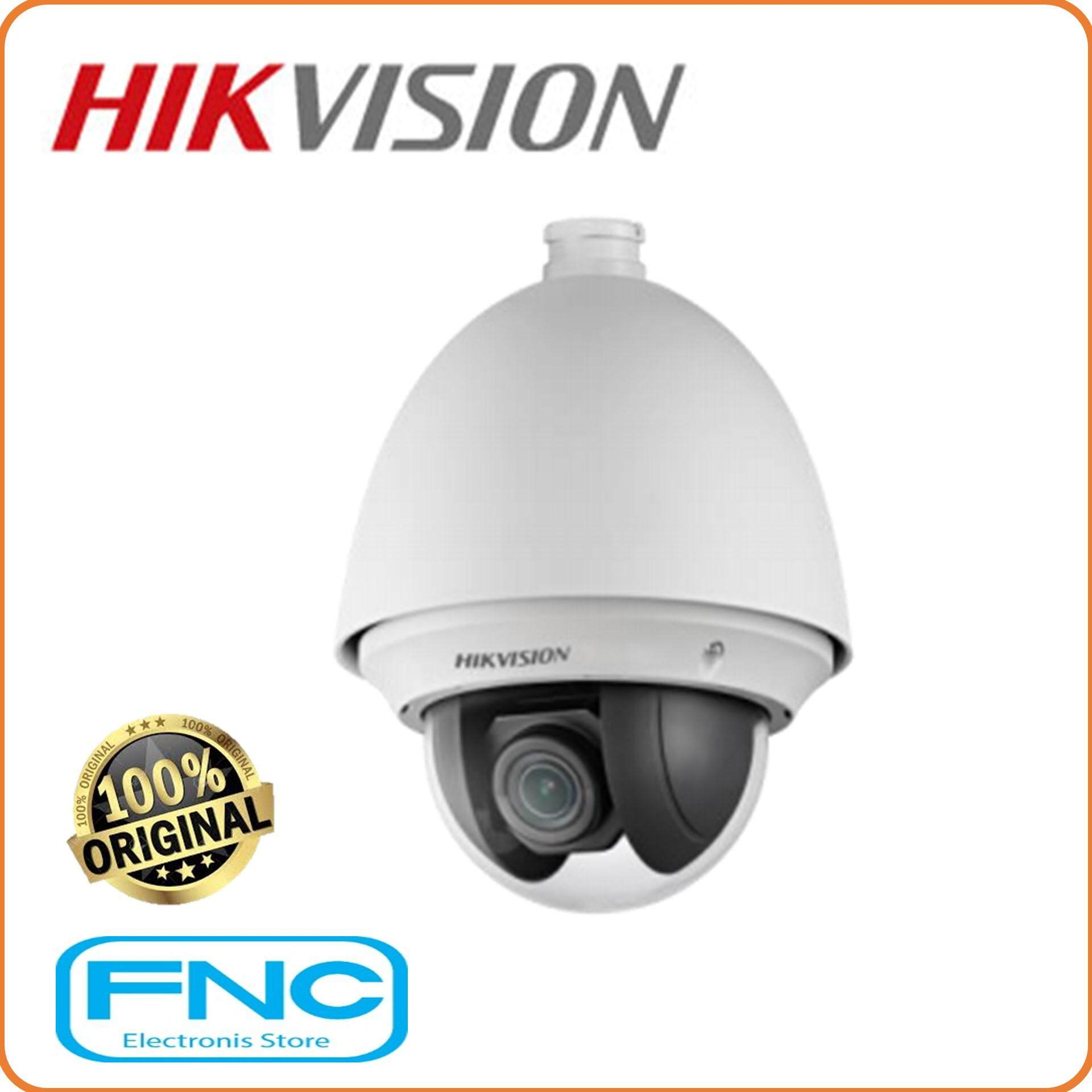 Hikvision Ds-2ae4225t-D Analog 2mp 1080p 25x Optical Zoom 4 In 1 Tvi/ahd/cvi/cvbs Turbo Ptz Dome Camera By Fnc Electronics Store.