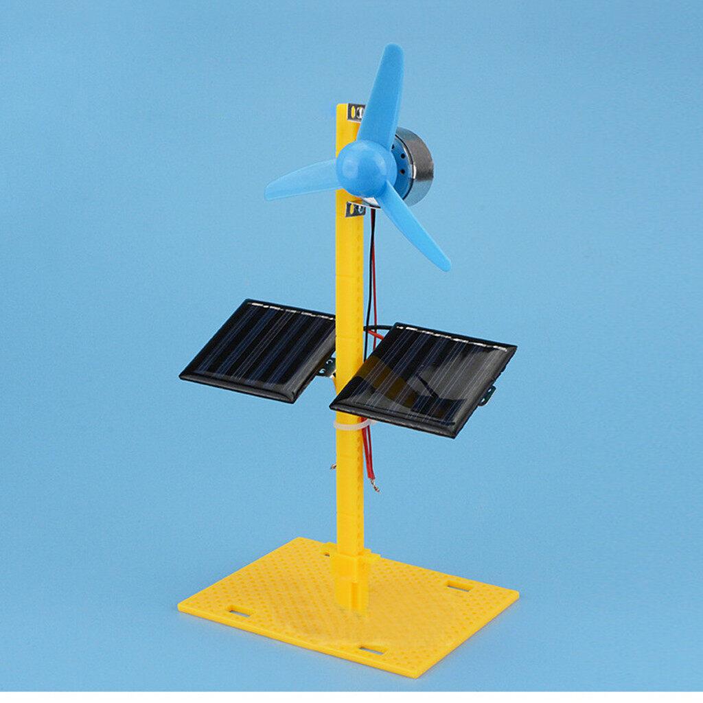 DIY Electric Generator Mini Motor Physics Toy For Science Education Model