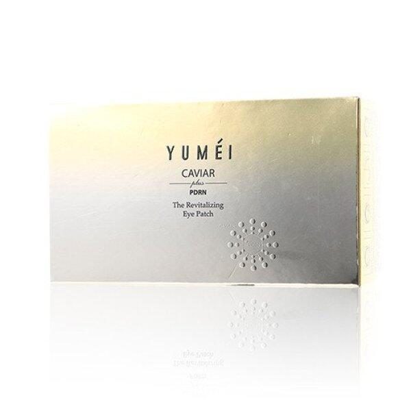 Buy Yumei Caviar Plus Pdrn The Revitalizing Eye Patch 8ml x 12 pouches Singapore