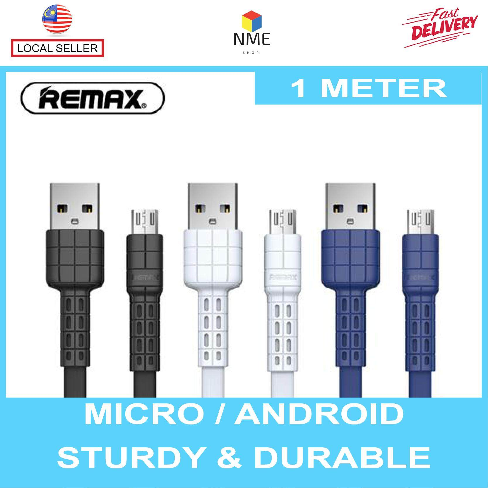 REMAX Armor Series RC-116m fast charging and syn micro USB cable 2.4A (