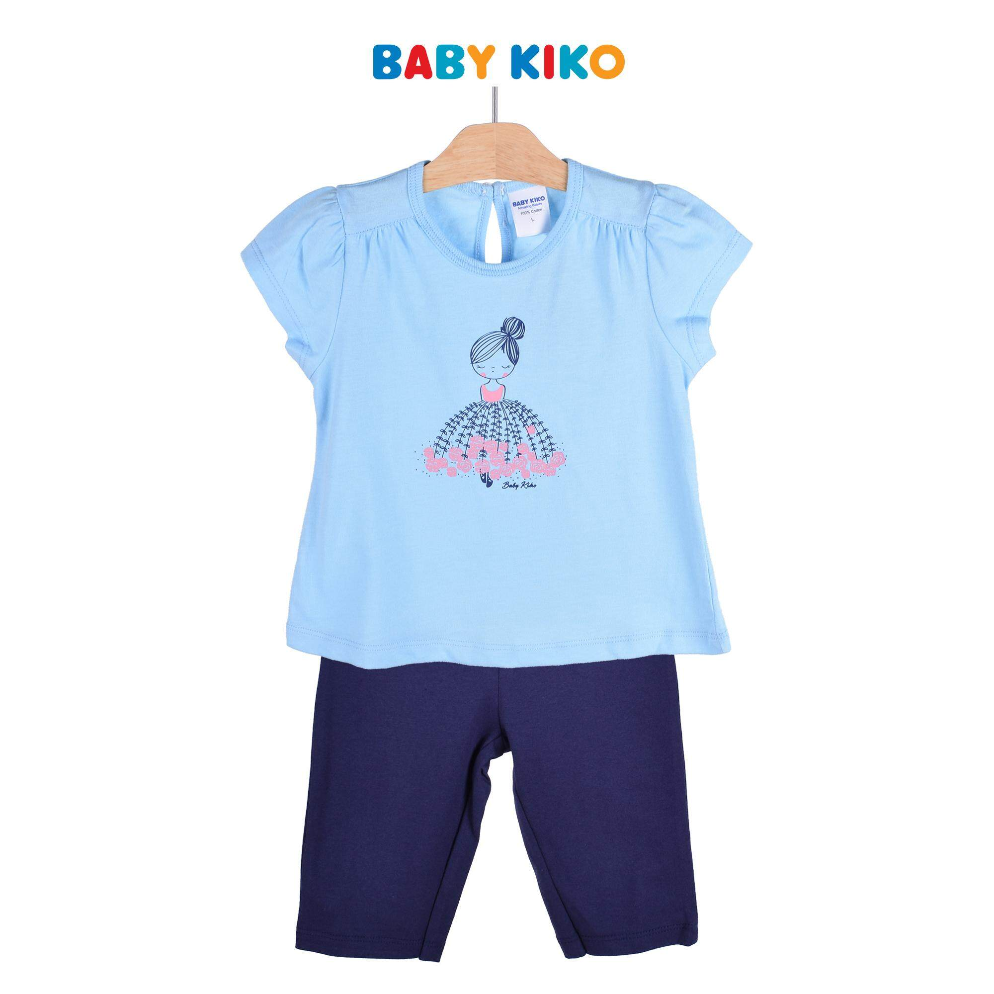 1a0914f1a 10078 items found in Socks   Tights. Baby KIKO Toddler Girl Short Sleeve  Legging Suit 325131-412