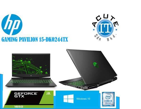 HP GAMING PAVILION 15-DK0244TX Malaysia