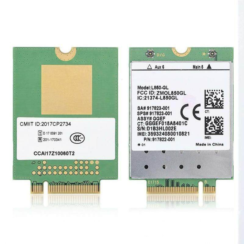 Fibocom L850-GL LT4210 4G LTE Card Mobile Module for HP 840 850 430 440
