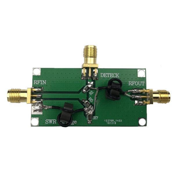 Bảng giá 10-3000MHz Standing Wave Ratio Reflective Bridge SWR RF Directional Bridge for RF Network Circuit Antenna Measurement Debugging Phong Vũ