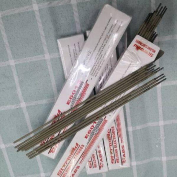 2.6mm x 2.5KG Starweld Welding Electrodes (12#)