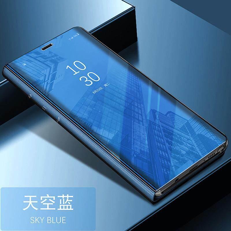 Giá Dành cho Samsung Galaxy Samsung Galaxy S7 Edge Ốp Lưng Thông Minh Clear View Cấp Kiểu Tráng Gương Ốp Điện Thoại