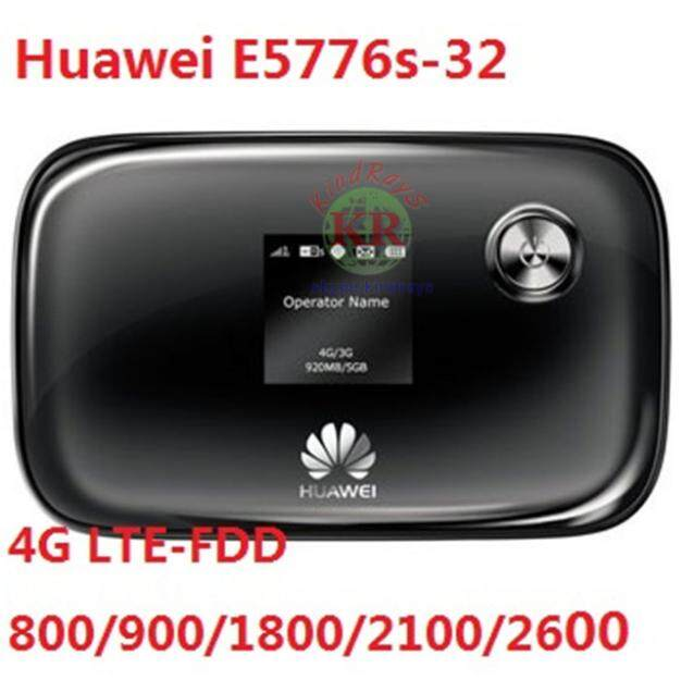 Huawei E5776S-32 Pocket 4G Wireless Mobile Wifi Router, Support External  Antenna, Sign Random Delivery
