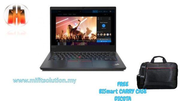 Lenovo ThinkPad E14 20RAS00800 14 Laptop/ Notebook (i3-10110U, 4GB, 256GB, Intel, Windows 10 Pro) Malaysia