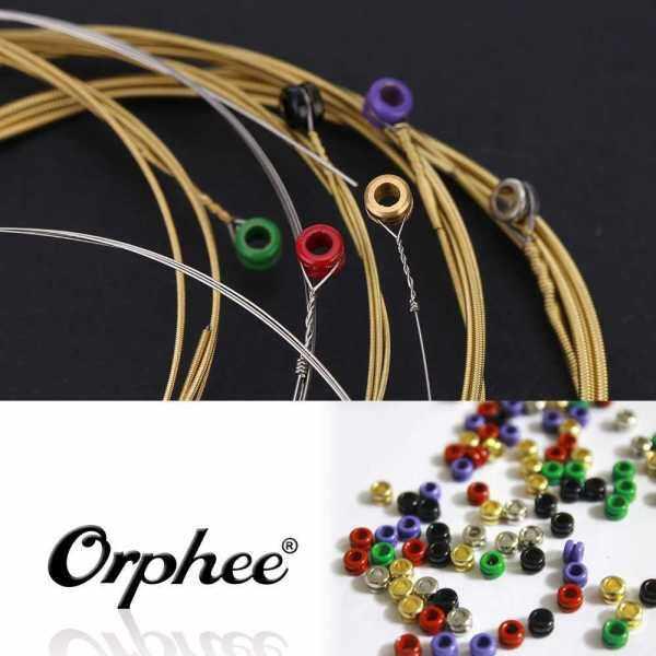 Orphee TX620 6pcs Acoustic Folk Guitar String Set (.010-.047) Phosphor Bronze Extra Light Tension Malaysia