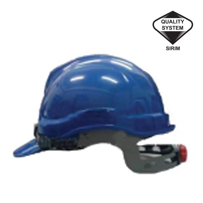 UVEE 908 INDUSTRIAL SAFETY HELMET WITH RATCHET LOCK (SIRIM) (S-UVEE-0908)