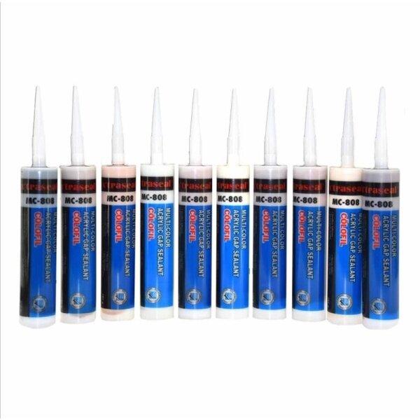 #READY STOCK# ✰Xtraseal Xtraseal Multi colour acrylic gap sealant seal filler acetic silicone heavy duty caulking gun❇