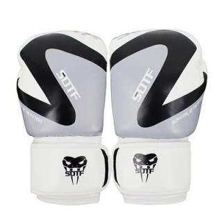 SUOTF MMA Khốc Liệt Chiến Đấu Đấm Bốc Thể Thao Găng Tay Da Tiger Muay Thai Boxing Pads Chiến Đấu Phụ Nữ Đàn Ông Sanda Boxe Thái Hộp Đựng Găng Tay Mma thumbnail
