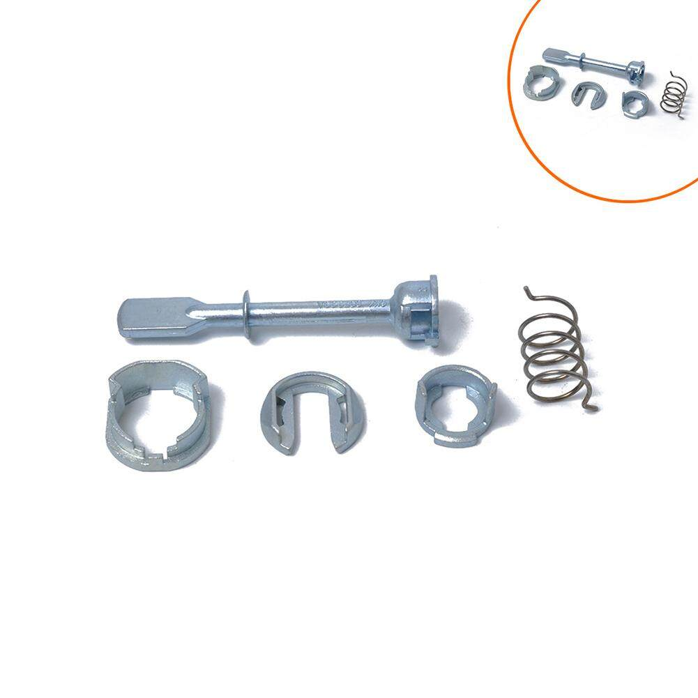 Lb Kunci Pintu Mobil Kit Perbaikan Silinder Kanan dan Kiri untuk Kursi VW POLO 6K4837223A