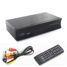 Bộ Thu Set-Top TV H.264 MPEG4 HD EU DVB-T2 TV Box