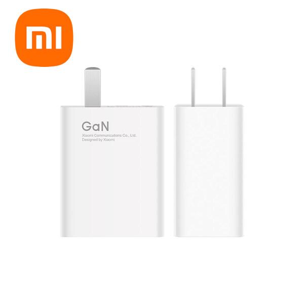 Bộ Chuyển Đổi Sạc Nhanh Xiaomi 55W GaN Chính Hãng Cáp 6A Type C Cho Xiaomi Redmi Note 10 9 Pro Mi 11 10 9 K40