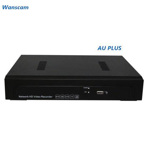 【Free Shipping + Flash Deal 】Wanscam HL016720P 4 Channel USB WIFI NVR Network Video Recorder NEW