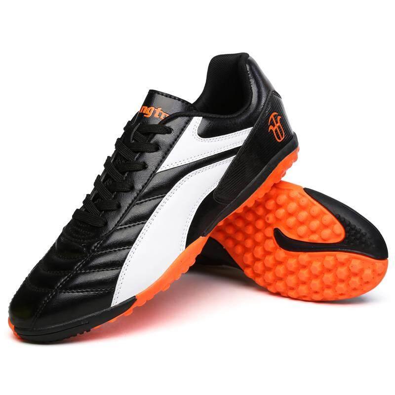 สำหรับทั้งหญิงและชายน้ำหนักเบารองเท้าวิ่งกลางแจ้ง/ในร่มสบายรองเท้าฟุตบอล (31-44) By Riney.