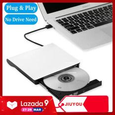{JIUYOU} Ban Đầu Diymore USB 3.0 Slim External DVD RW CD Writer Drive Burner Đầu Đọc Máy Nghe Nhạc Ổ Đĩa Quang Cho Máy Tính Xách Tay PC