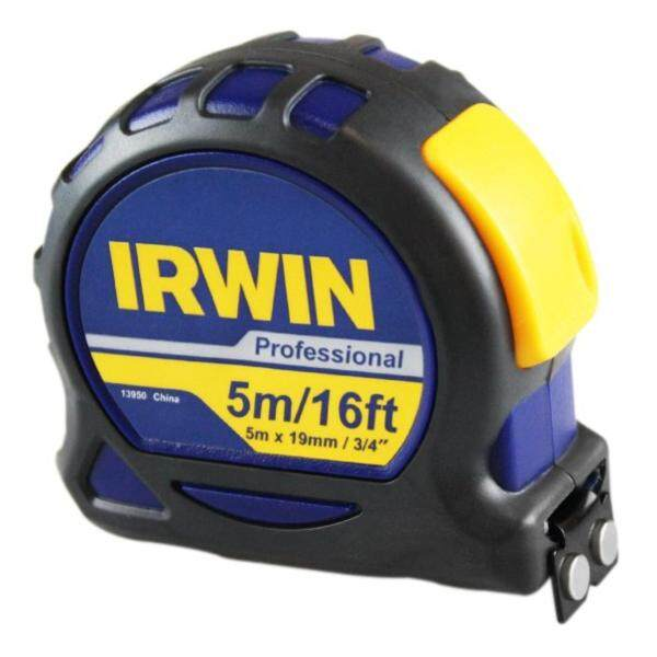 Irwin Professional Tape Measure 5Meter /16 Feet #T13950