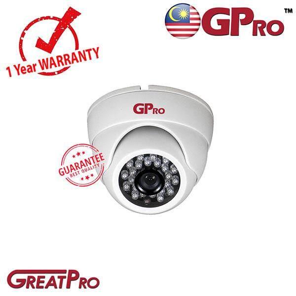 Gpro Cctv 2mp Ahd/tvi/cvi/cvbs Ir Indoor Dome Camera -Greatpro By Greatpro Trading.