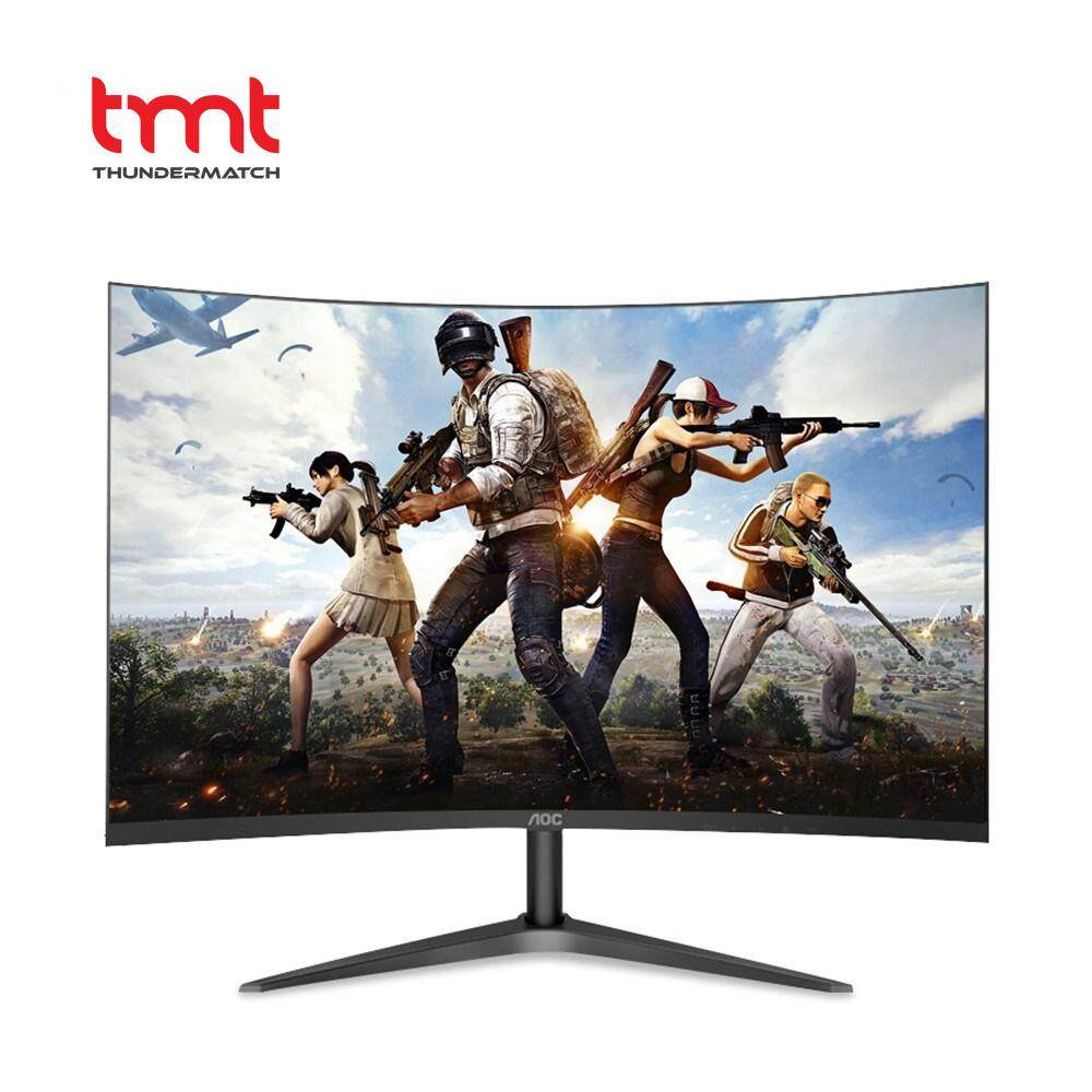 AOC C24B1H Curved Monitor - 23.6  | 4ms | FHD | 16:9 | 60Hz | HDMI | VA Panel Malaysia
